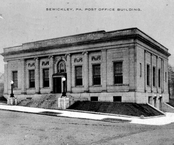 Old Sewickley Post Office